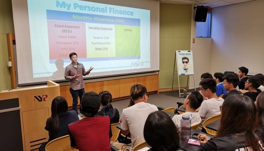 NYP Personal Finance 101 – 31 Oct 2018